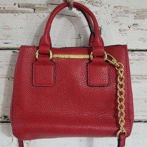 Steve Madden Small Red Purse NWOT